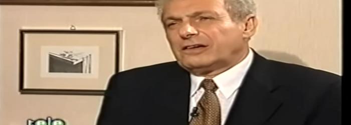 Philippe Souchard alla tv italiana